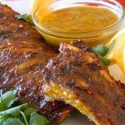 Mustard Based BBQ Sauce