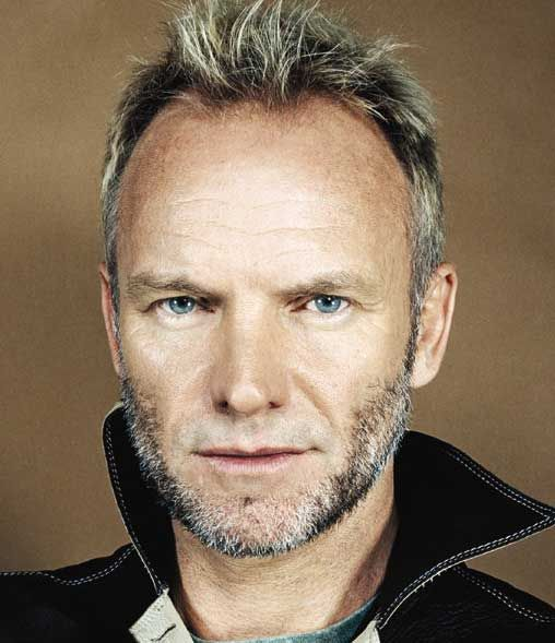 I could listen to Sting every day for the rest of my life.