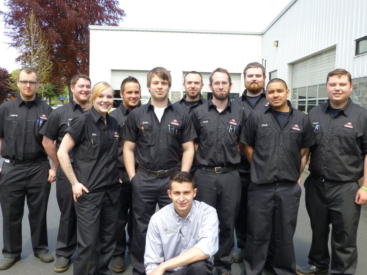 Our Toyota of Puyallup Express Lube team is ready to serve you! Schedule your appointment today. #Toyota