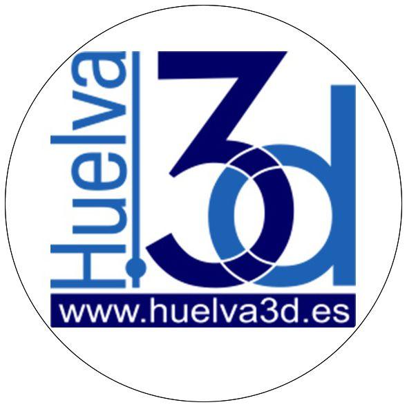 Manuel Cortes de Huelva 3D, impresor 3D profesional e inforarquitector, en #LEDM