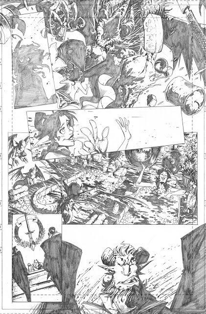 Marco Maccagni's Artworks: Archon#3 page21