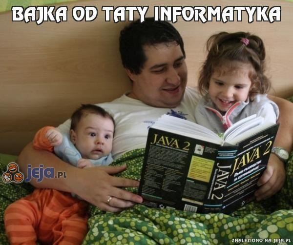 Tata informatyk