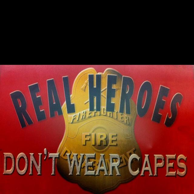 I love my firefighter!!