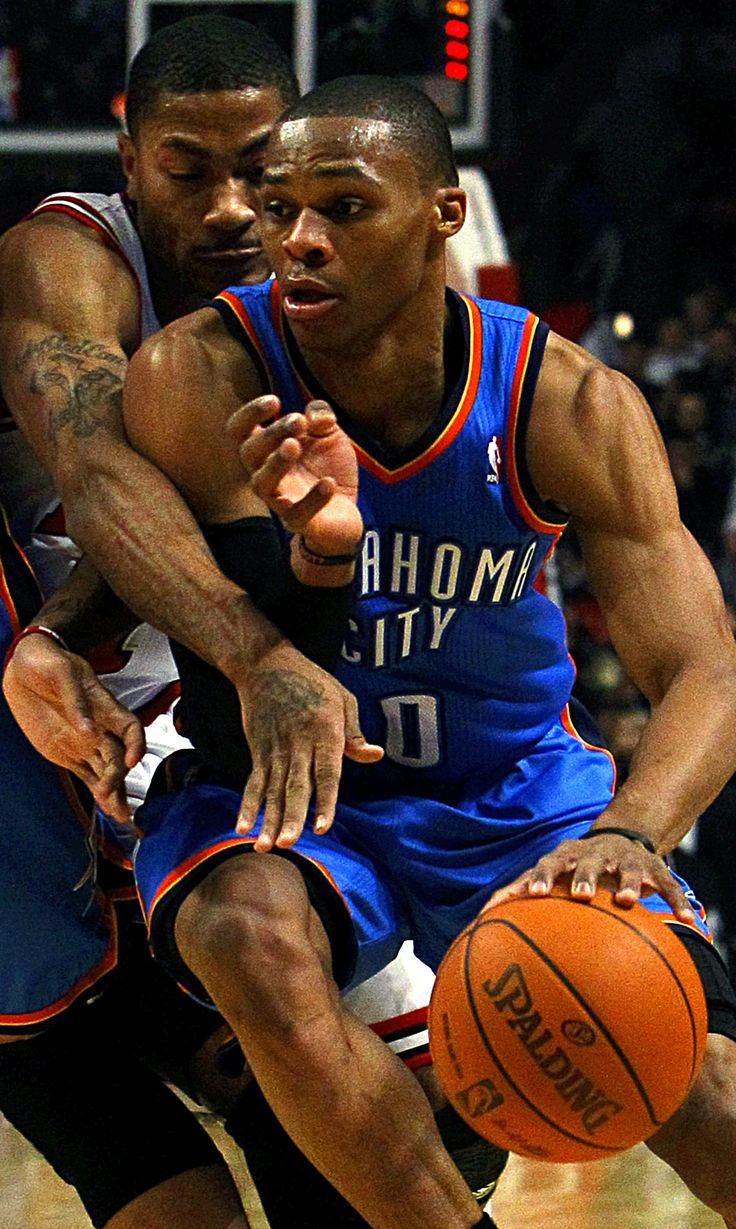 Russell Westbrook - Oklahoma City Thunder