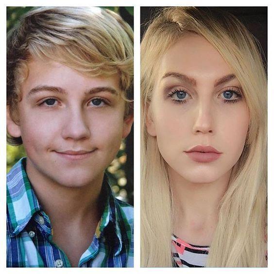 Transgender, Trans