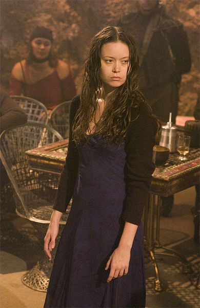 River Tam Blue Dress Outfit