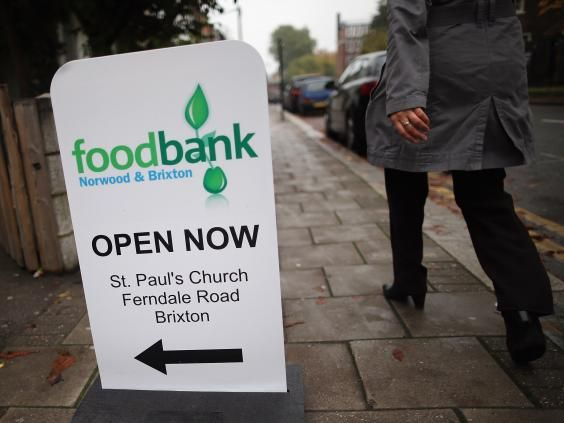 A nation of inequality: How the UK is failing to feed its most vulnerable people | UK Politics | News | The Independent
