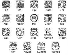 Вот Зодиак Майя. Кто по нему Вы?