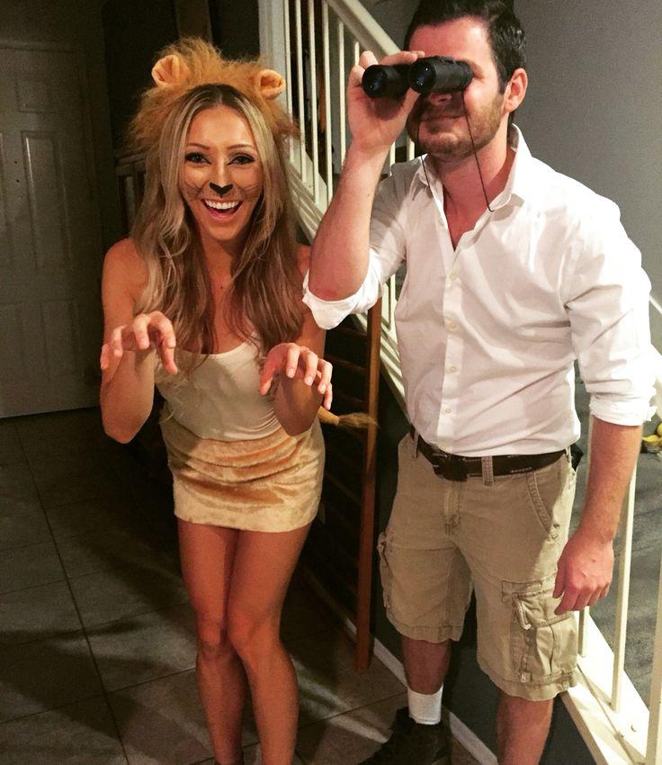 Couple costume Lion costume