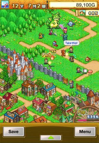 iOSRPG.com - Dungeon Village