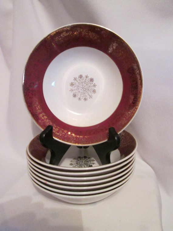 Vintage bol de remplacement/ Vintage bowl of replacement
