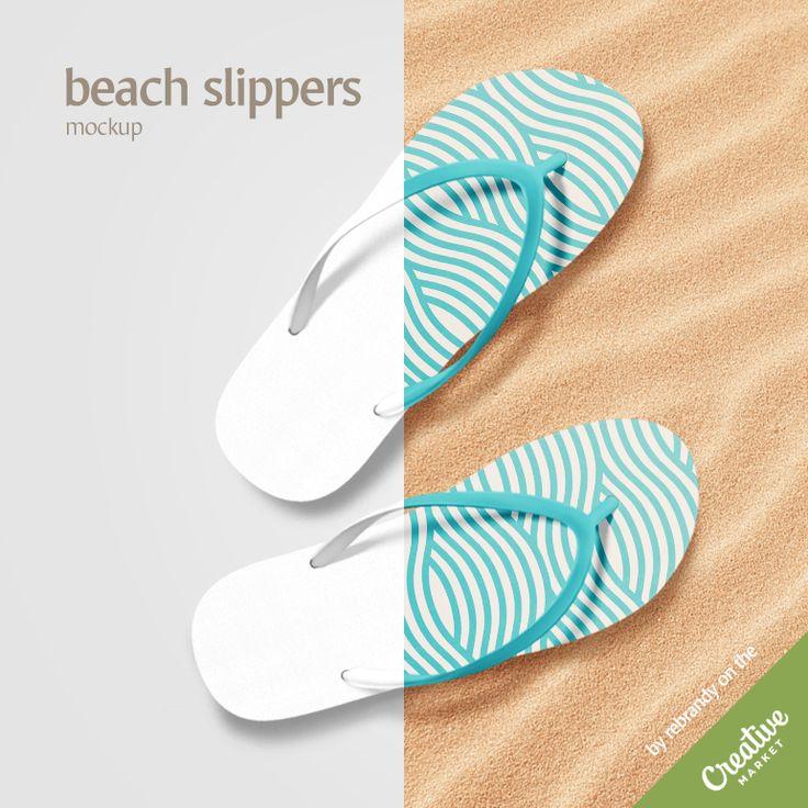 Beach Slippers Mockup  https://crmrkt.com/DwgrD2    #mockup #mockups #productdesign #customdesign #branddesign #brandingidentity #mockupdesign #brandingmockup #psdtemplate #shoesdesign #template #appareldesign #slippers #slipper #beachwear #flip #flops #beach #mock #up #shoes #footwear #havaianas #accessories #design #flip-flops #flipflops #swimming #sublimation #thongs #psd #download