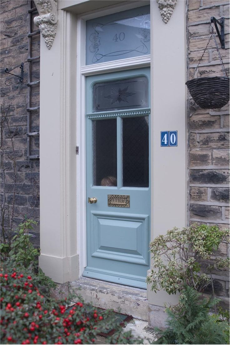 Farrow And Ball Chartwell Green Paint. Solidor Front Door Chartwell ...