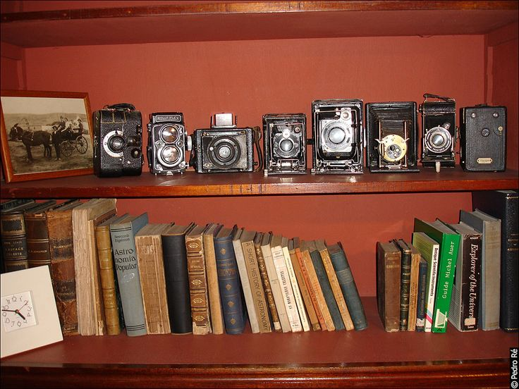 what is better book love or old cameras