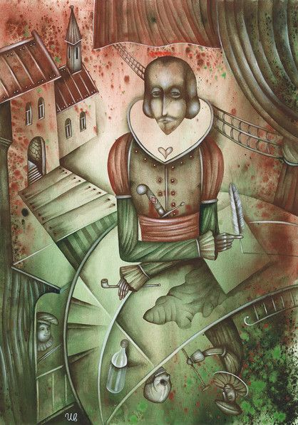 Clean Slate by Eugene Ivanov, watercolor on paper, 29 X 41 cm, SOLD. #eugeneivanov #@eugene_1_ivanov #modern #original #oil #watercolor #painting #sale #art_for_sale #original_art_for_sale #modern_art_for_sale #canvas_art_for_sale #art_for_sale_artworks #art_for_sale_water_colors #art_for_sale_artist #art_for_sale_eugene_ivanov
