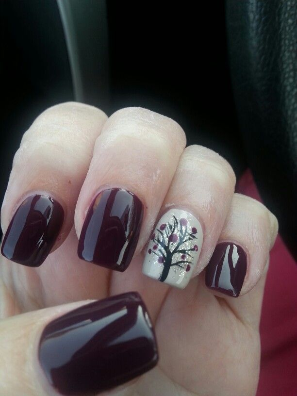 Fall tree nails