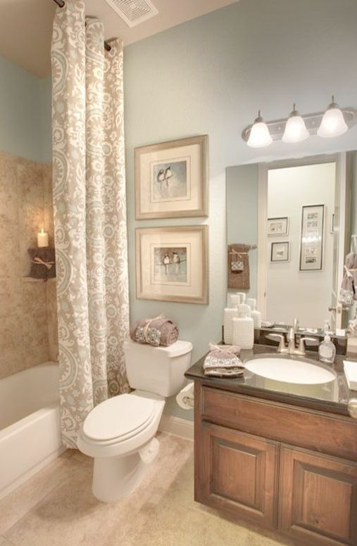 Bathroom Decor Earth Tones