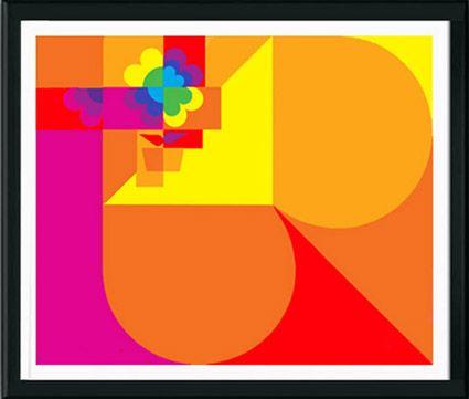 Pop Art Fredo Lima: POP ART - Acrílico sobre tela - Técnica Irisar