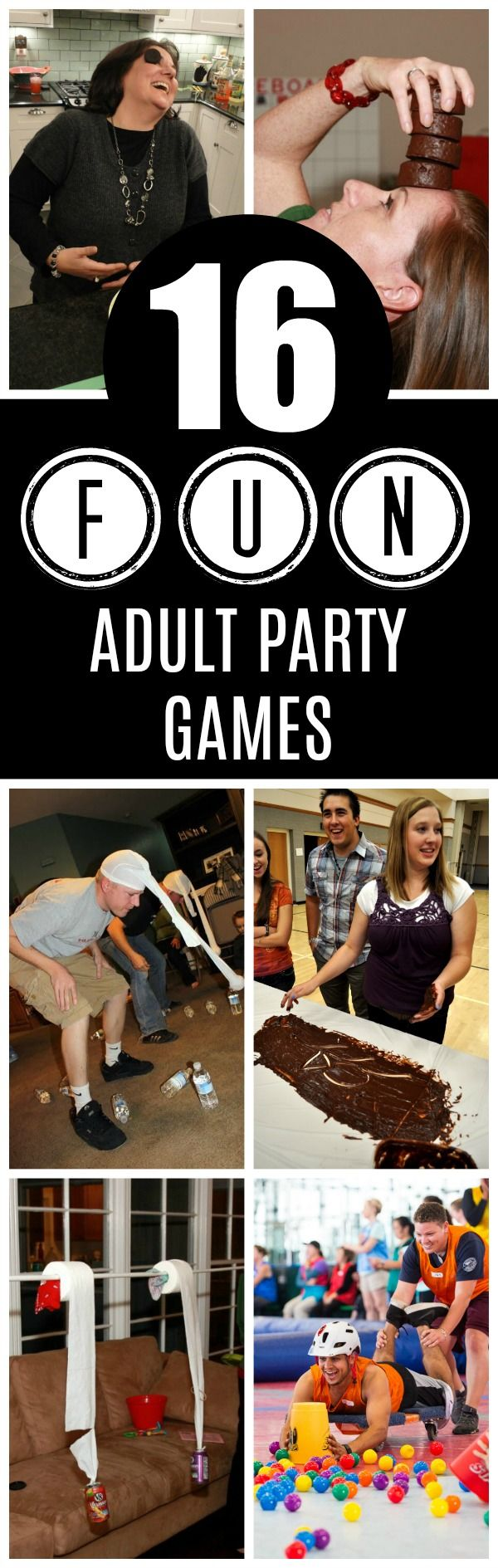 16 Fun Party Games For Adults - Pretty My Party