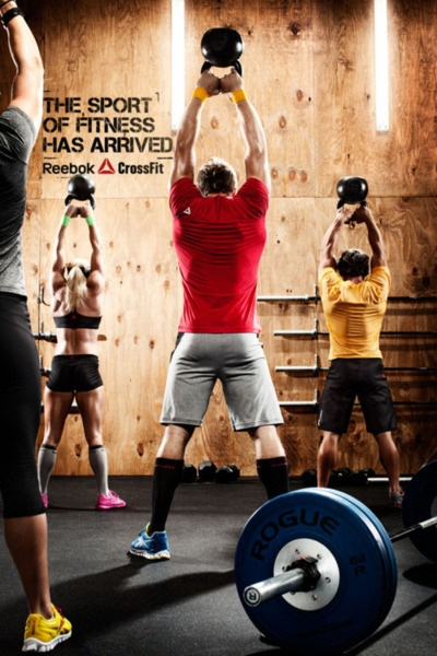 the sport of fitness!