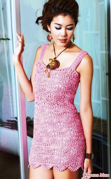 59 best crochet women dresses images on pinterest crochet dresses httpclubosinka fandeluxe Gallery
