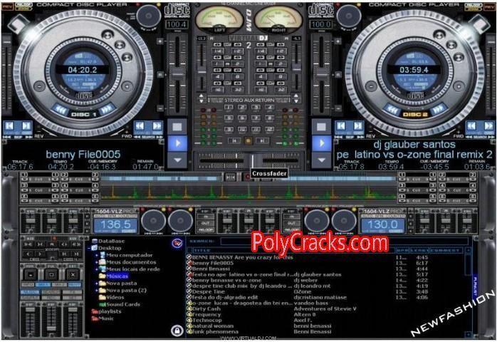 DJ Music Mixer 6 9 2 Cracked Full Serial Key