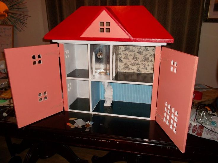Dollhouse downloadable plans ($5 value plans)