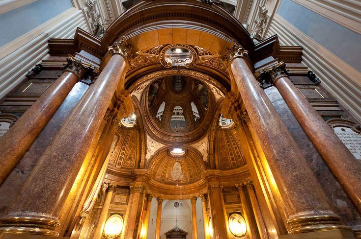 Visita a la Basílica del Nuestra Señora del Pilar de Zaragoza