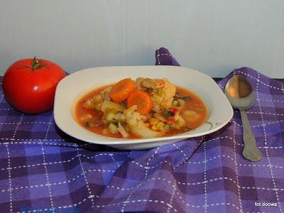 Moje Małe Czarowanie: Letnia zupa
