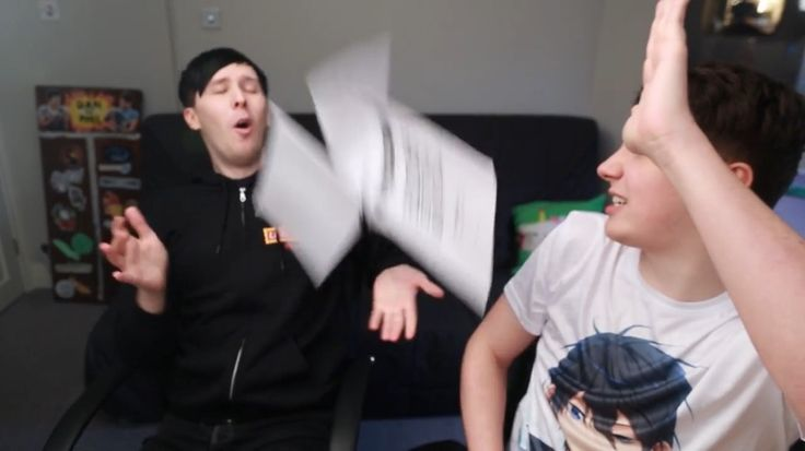 """""""We did it""""  HAVING A BLAST - Dan and Phil play: Keep Talking And Nobody Explodes"""