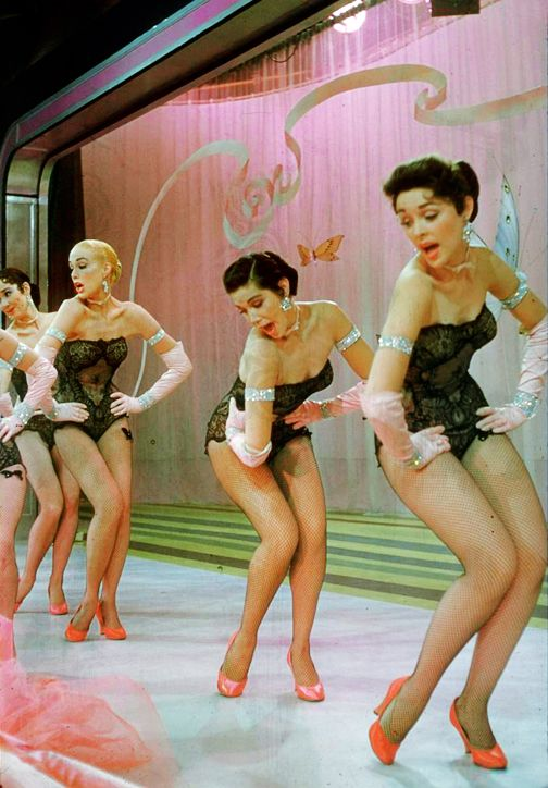 """vintagegal: """" Guys and Dolls (1955) """""""
