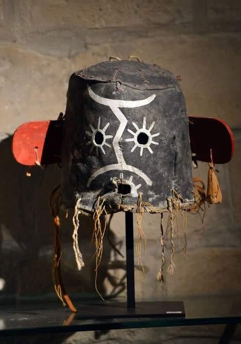 Omstreden veiling van Hopi-maskers brengt meer dan 900.000 euro op - Kunst & Literatuur - De Morgen