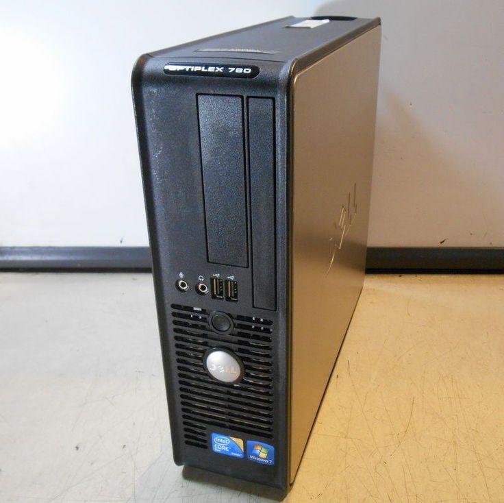 Dell Optiplex 780 Intel Core 2 Duo @ 2.93GHz 4GB RAM Desktop Computer no HDD