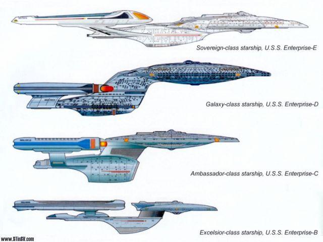 La Tercera Venezuela: Star Trek: USS Enterprise