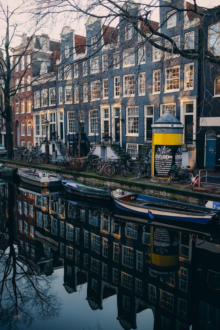 Amsterdam Travel Guide!