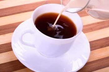 молоко и чай для похудения