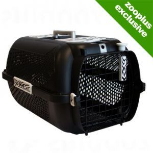 Catit Voyageur White Tiger Crate – black: Great deals at zooplus!