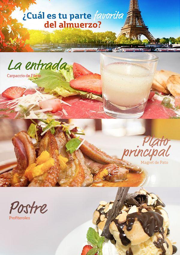 Viaja a Francia con los sabores de Brasserie Petanque en Bellavista. Prueba lo mejor de la comida francesa: conejo a la mostaza, confit de pato, o crème brûlée. Anda sin culpas usando la app Club Movistar y usa el 20% dcto.