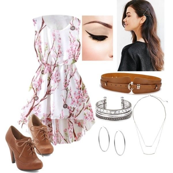 random outfit by bunnykayes on Polyvore featuring polyvore fashion style Michael Kors H&M