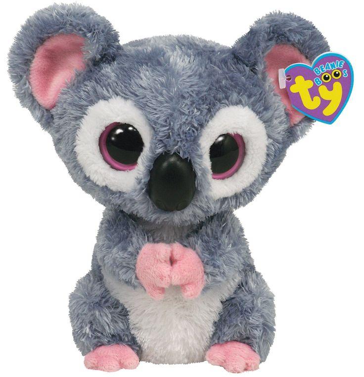 Ty beanie boos kooky koala toys games koala - Toutou a gros yeux ...
