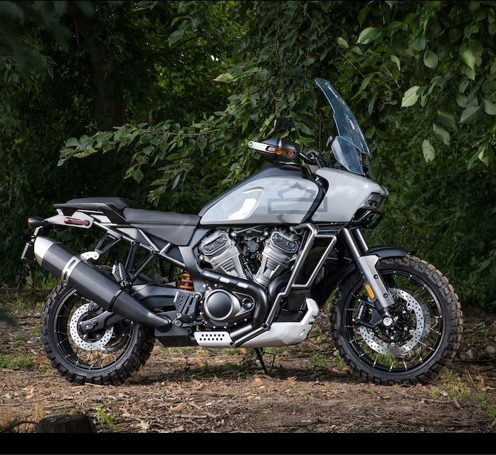 The First Adventure Touring Motorcycle By Harley Davidson Coming