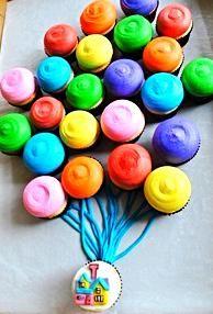 #food #colorfulfood #brightfood #brightcolorfood #neon #neoncoloredfood #cupcakes #neoncupcakes #brightcolorcupcakes #rainbow $rainbowcolord #rainbowcoloredcupcakes #balloons #ballooncupcakes