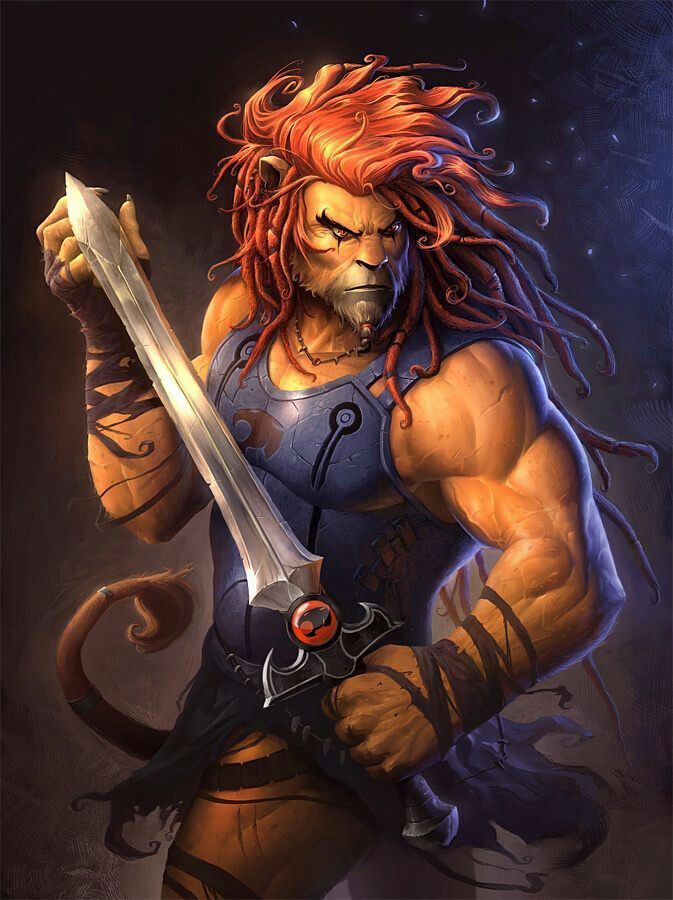 Thundercats . . . LOVE THIS!!!