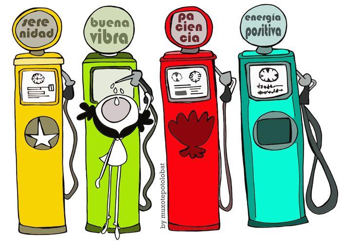Voy a darme un buen trago de buena vibra. Llenaré mis depósitos de paciencia. Engrasaré mis motores con energía positiva. Y mis conductos con toneladas de serenidad. Entrando en modo nutritivo, constructivo, cocreativo, colectivo... Eeeeeegunon mundo!!! :::: Bebiendo de energías positivas, recargables, reciclables... de los innegociables. Aprendiendo un poquito sobre la U Theory de Otto…
