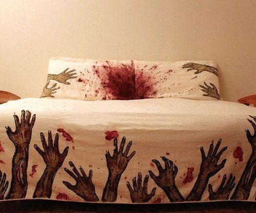 funny pictures about bed attacked by zombies oh and cool pics about bed attacked by zombies also bed attacked by zombies photos