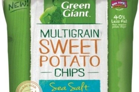 General Mills Green Giant vegetable snacks target health