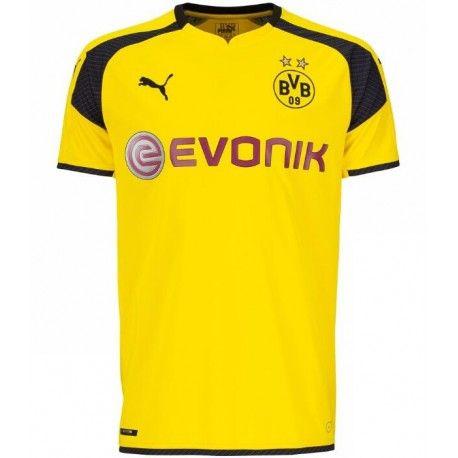 Maillot Borussia Dortmund UCL 2016-2017 Domicile