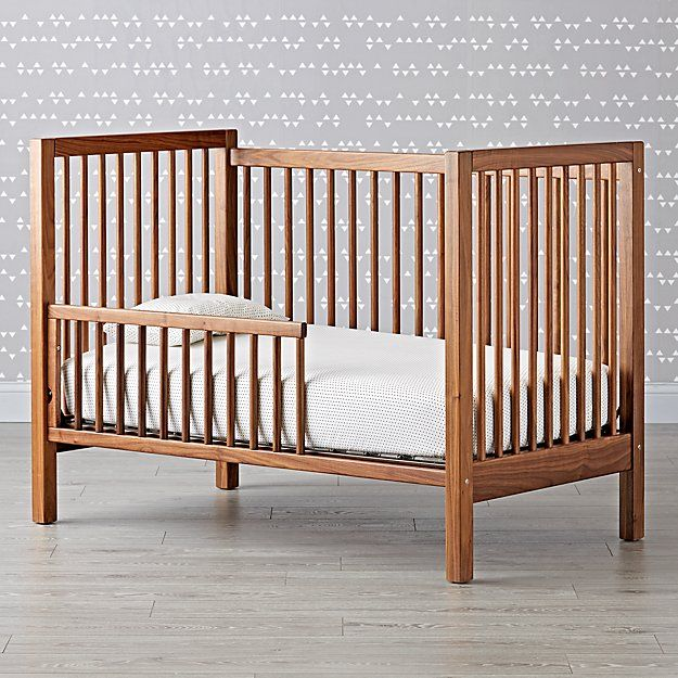 This Safe Sturdy Toddler Rail Was Designed To Coordinate With Our Anderson Crib The Allows Easily Convert Into A Bed And Grow