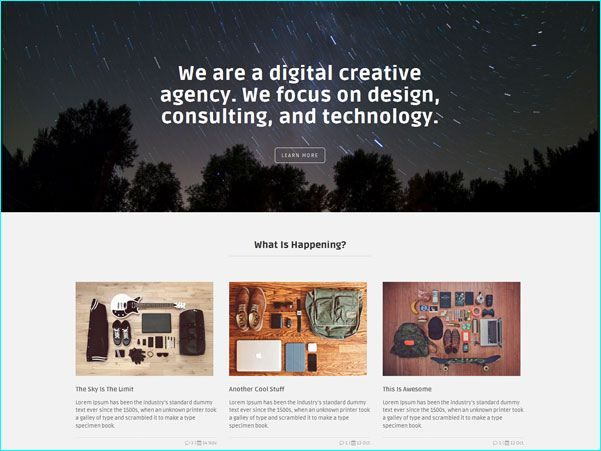24 best free bootstrap html templates for designers images on 24 free bootstrap html templates for designers pronofoot35fo Gallery