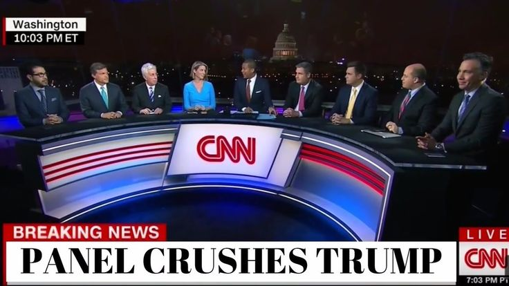 """Trump Is Scared Of Black People!"" Panel GOES OFF On Trump After Latest ..."